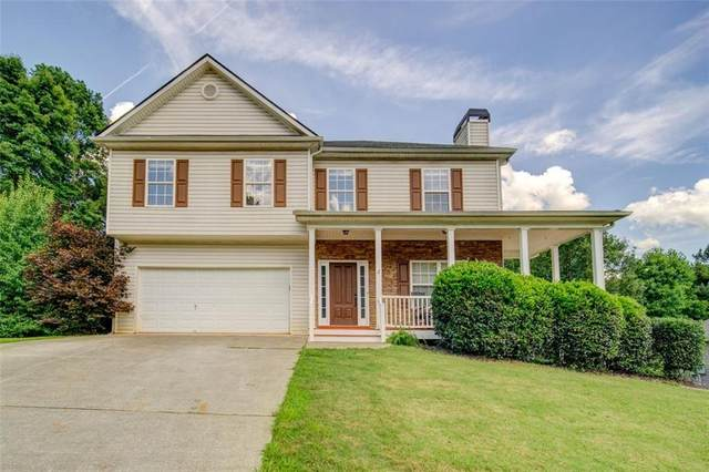 115 Nelson Oaks Drive, Ball Ground, GA 30107 (MLS #6905645) :: The Realty Queen & Team