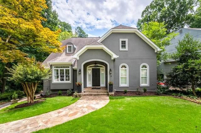 1785 Johnson Road NE, Atlanta, GA 30306 (MLS #6905659) :: Dillard and Company Realty Group