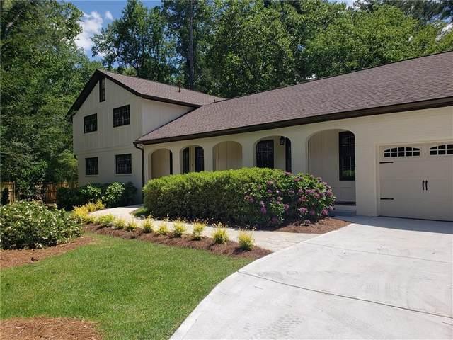 770 Crest Valley Drive NW, Atlanta, GA 30327 (MLS #6905710) :: Dillard and Company Realty Group