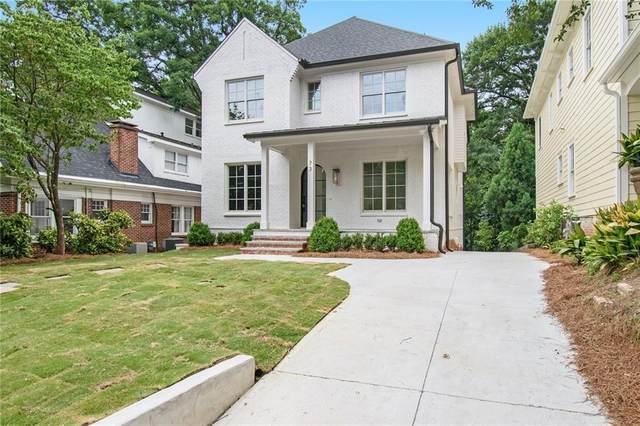 73 Highland Drive NE, Atlanta, GA 30305 (MLS #6905711) :: North Atlanta Home Team