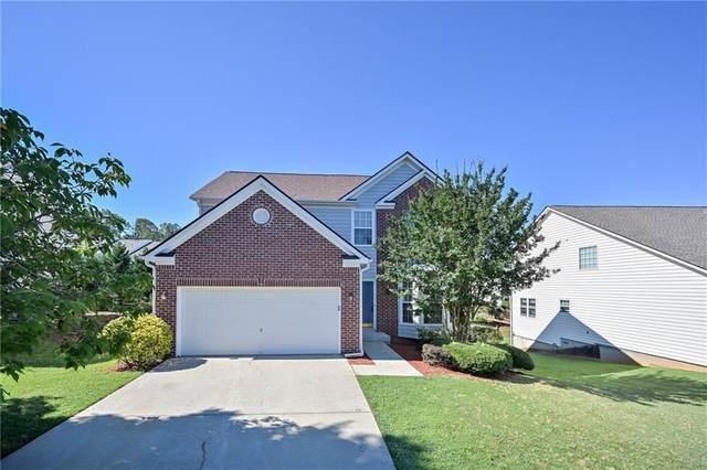 1267 Everwood Drive SW, Marietta, GA 30008 (MLS #6905722) :: Dillard and Company Realty Group