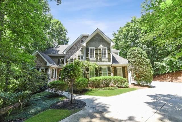 615 Scarlet Oak Trail, Milton, GA 30004 (MLS #6905726) :: North Atlanta Home Team
