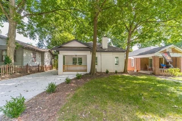 927 United Avenue SE, Atlanta, GA 30316 (MLS #6905736) :: Scott Fine Homes at Keller Williams First Atlanta