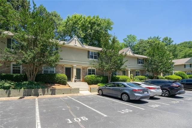 6900 Roswell Road NE I 4, Atlanta, GA 30328 (MLS #6905773) :: Dillard and Company Realty Group
