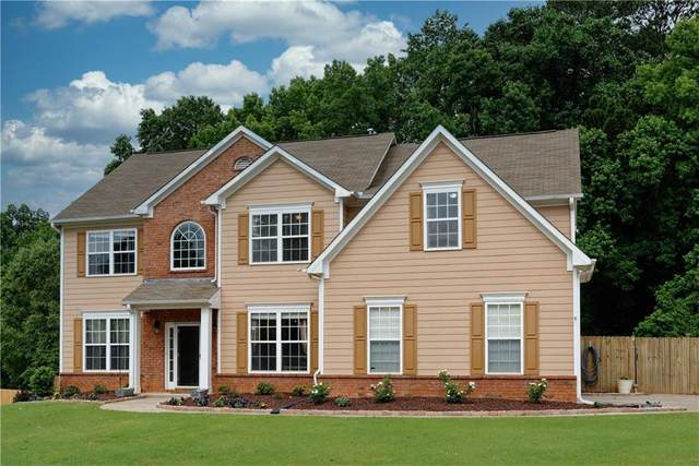310 Meadowcrest Circle, Canton, GA 30115 (MLS #6905775) :: The Realty Queen & Team