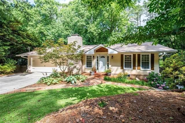2066 Amberwood Drive NE, Atlanta, GA 30345 (MLS #6905788) :: Dillard and Company Realty Group