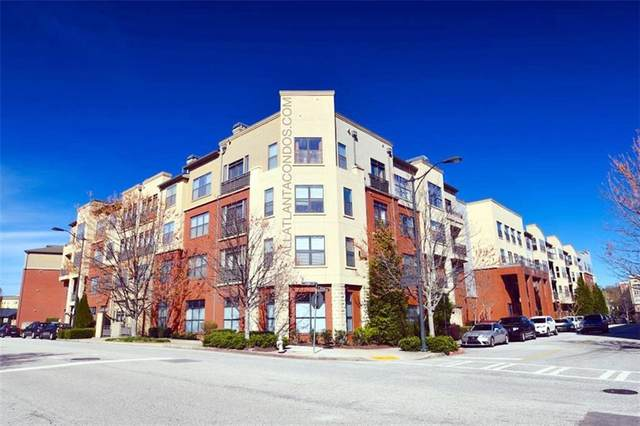400 17th Street NW #2317, Atlanta, GA 30363 (MLS #6905817) :: Dillard and Company Realty Group