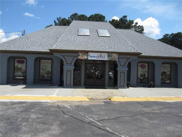 6278 Lawrenceville Highway, Tucker, GA 30084 (MLS #6905914) :: The Gurley Team
