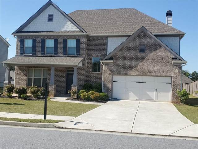 3481 Tioga Lake Cove, Lawrenceville, GA 30044 (MLS #6905930) :: Kennesaw Life Real Estate