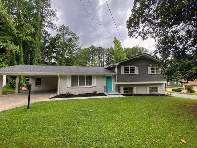 3125 Granada Pl Place, East Point, GA 30344 (MLS #6905932) :: North Atlanta Home Team