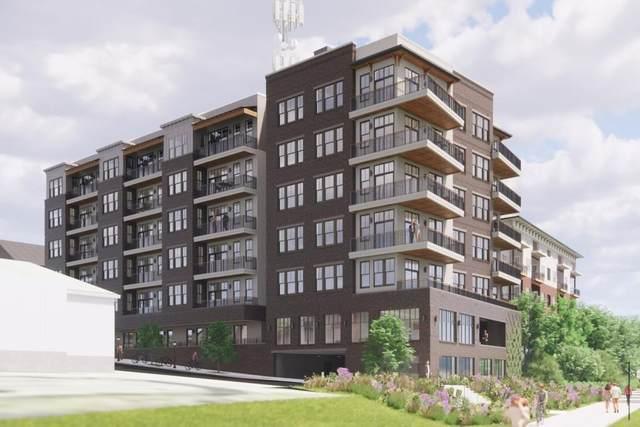 675 Drewry Street NE #208, Atlanta, GA 30306 (MLS #6905934) :: Virtual Properties Realty