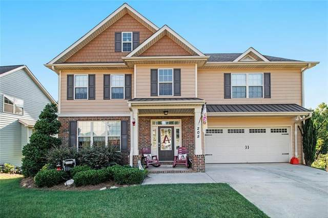 205 Stonecrest Drive, Carrollton, GA 30116 (MLS #6906011) :: North Atlanta Home Team