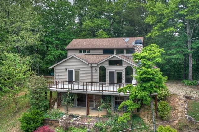 168 Whisperwood Trail, Mineral Bluff, GA 30559 (MLS #6906019) :: North Atlanta Home Team