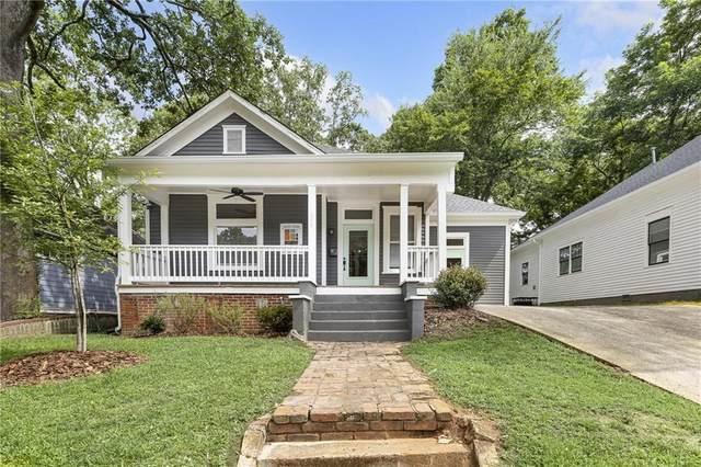 895 White Street SW, Atlanta, GA 30310 (MLS #6906043) :: Charlie Ballard Real Estate