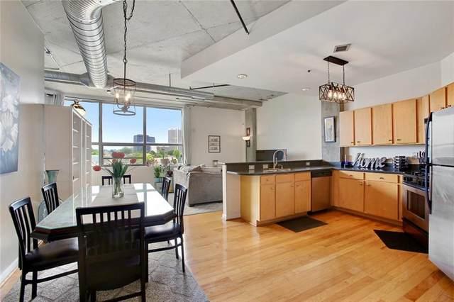 115 W Peachtree Place NW #306, Atlanta, GA 30313 (MLS #6906105) :: North Atlanta Home Team
