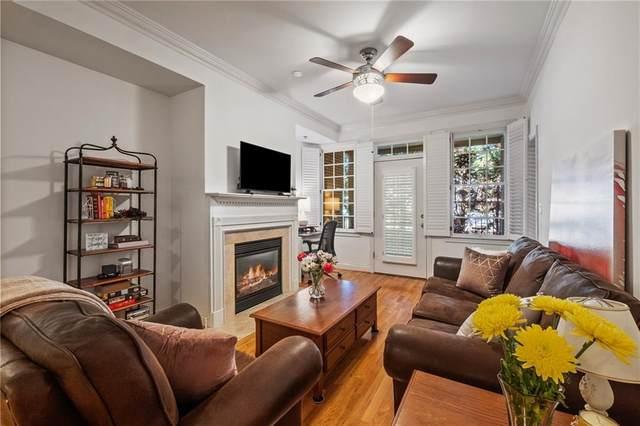 1735 Peachtree Street NE #210, Atlanta, GA 30309 (MLS #6906200) :: Path & Post Real Estate