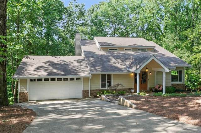 1770 Branch Valley Drive, Roswell, GA 30076 (MLS #6906275) :: North Atlanta Home Team