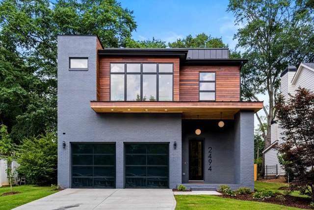 2494 Drew Valley Road NE, Brookhaven, GA 30319 (MLS #6906381) :: Charlie Ballard Real Estate
