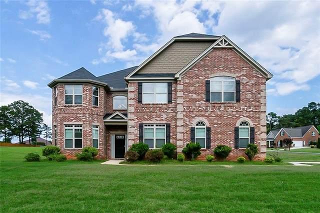 100 Foxtail Court, Fayetteville, GA 30214 (MLS #6906391) :: North Atlanta Home Team