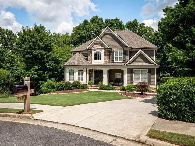 5923 Buckeye Ridge Court, Sugar Hill, GA 30518 (MLS #6906556) :: Charlie Ballard Real Estate