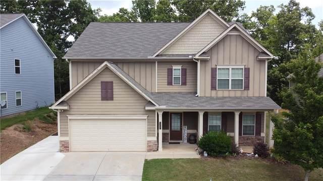 3927 Overlook Ridge Lane, Gainesville, GA 30507 (MLS #6906578) :: North Atlanta Home Team
