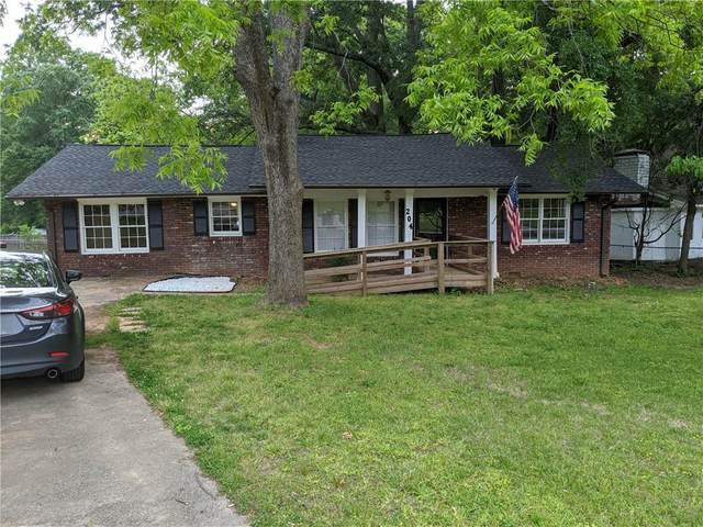 204 Cloud Street, Jonesboro, GA 30236 (MLS #6906657) :: North Atlanta Home Team