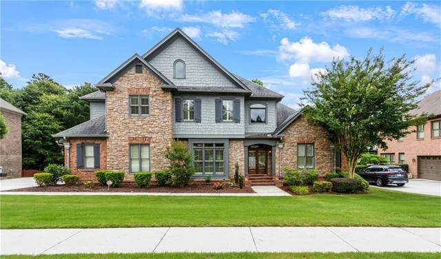 868 Natchez Valley Trace, Grayson, GA 30017 (MLS #6906667) :: North Atlanta Home Team