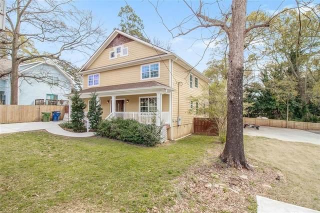 2483 Memorial Drive SE, Atlanta, GA 30317 (MLS #6906737) :: AlpharettaZen Expert Home Advisors