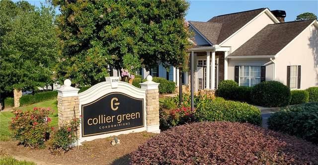 1150 Collier Road NW K-2, Atlanta, GA 30318 (MLS #6906740) :: North Atlanta Home Team