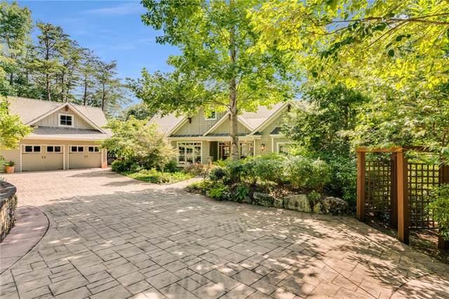 39 White Aster Lane, Big Canoe, GA 30143 (MLS #6906793) :: RE/MAX Paramount Properties