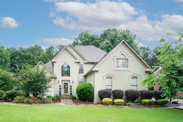 1345 Benbrooke Lane NW, Acworth, GA 30101 (MLS #6906811) :: North Atlanta Home Team