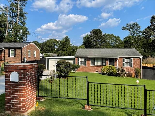 4203 Sherwood Avenue, Decatur, GA 30035 (MLS #6906850) :: North Atlanta Home Team