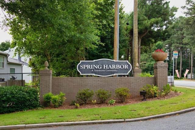 3364 Spring Harbor Drive #3364, Doraville, GA 30340 (MLS #6906876) :: North Atlanta Home Team