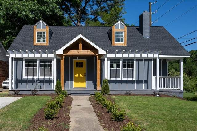 1932 S Gordon Street SW, Atlanta, GA 30310 (MLS #6907017) :: North Atlanta Home Team
