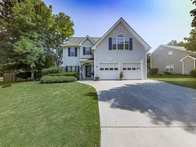 301 Apache Drive, Canton, GA 30115 (MLS #6907026) :: The Kroupa Team | Berkshire Hathaway HomeServices Georgia Properties