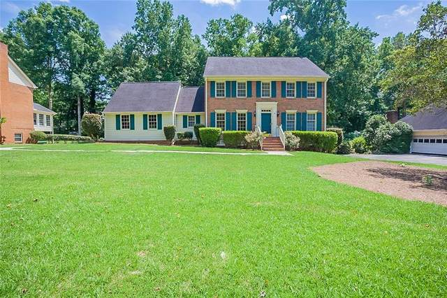 4576 Ashington Drive, Snellville, GA 30039 (MLS #6907108) :: North Atlanta Home Team