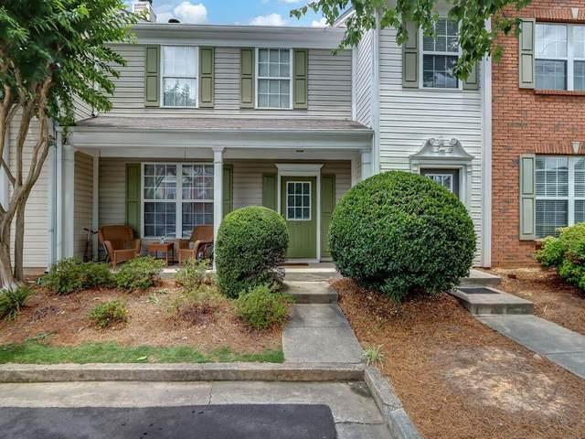13300 Morris Road #69, Milton, GA 30004 (MLS #6907145) :: North Atlanta Home Team
