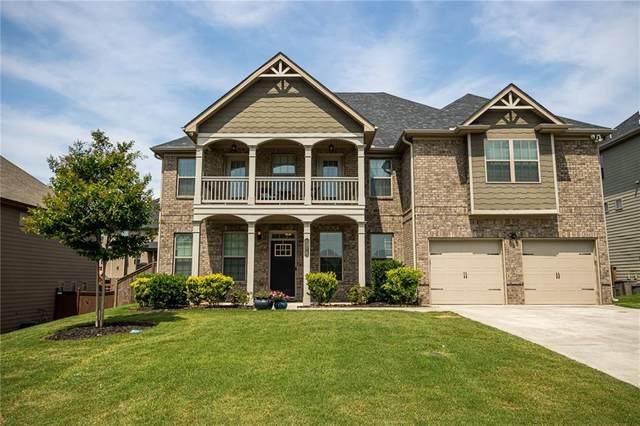 4370 Mossbrook Circle, Alpharetta, GA 30004 (MLS #6907154) :: North Atlanta Home Team