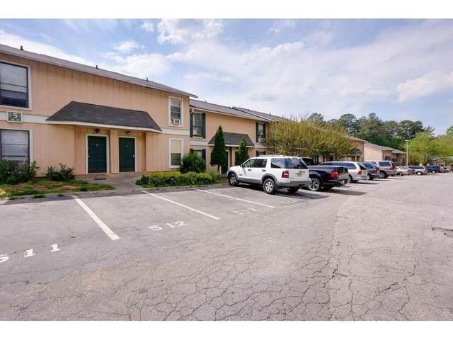 2340 Beaver Ruin Road #28, Norcross, GA 30071 (MLS #6907216) :: North Atlanta Home Team