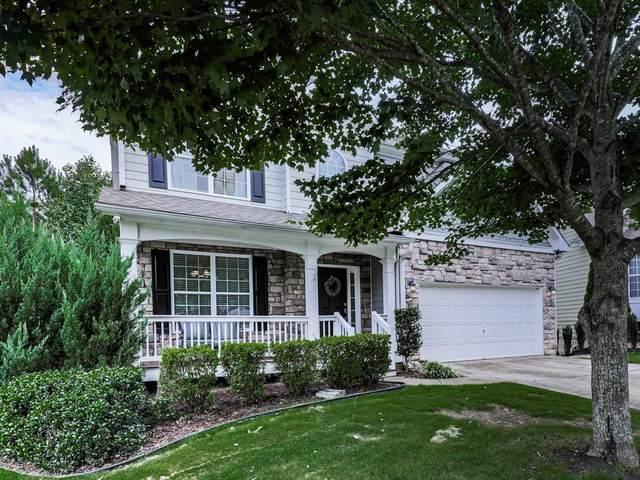 233 Springs Crossing, Canton, GA 30114 (MLS #6907349) :: The Kroupa Team | Berkshire Hathaway HomeServices Georgia Properties