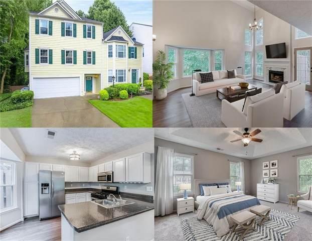 2528 Thorngate Drive, Acworth, GA 30101 (MLS #6907350) :: Path & Post Real Estate