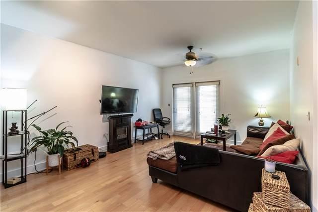 799 Hammond Drive #205, Sandy Springs, GA 30328 (MLS #6907360) :: Virtual Properties Realty