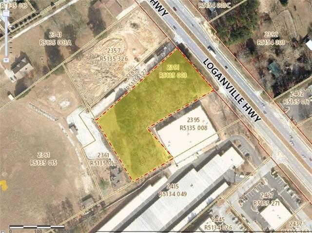 2391 Loganville Highway, Grayson, GA 30017 (MLS #6907386) :: North Atlanta Home Team