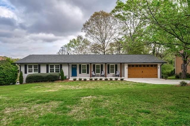2238 Riverside Drive, Gainesville, GA 30501 (MLS #6907453) :: North Atlanta Home Team