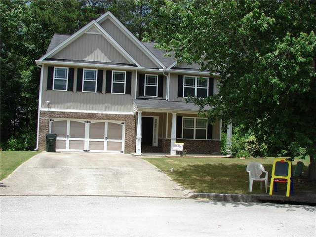 702 Sycamore Drive, Villa Rica, GA 30180 (MLS #6907477) :: Compass Georgia LLC