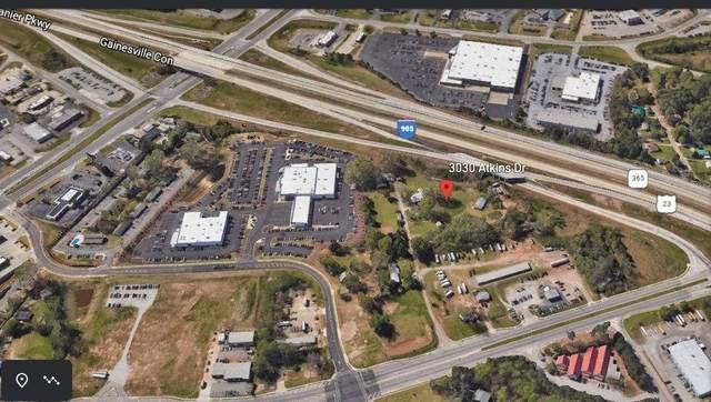 3030 Atkins Drive, Gainesville, GA 30507 (MLS #6907531) :: North Atlanta Home Team