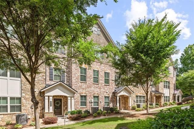 1674 Hammock Drive, Smyrna, GA 30080 (MLS #6907535) :: North Atlanta Home Team