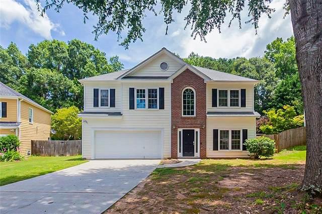 185 Foe Creek Court, Roswell, GA 30076 (MLS #6907549) :: North Atlanta Home Team