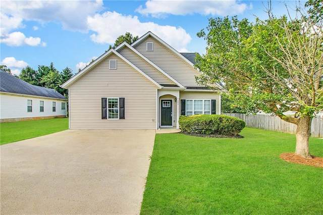 203 Tulane Drive, Dallas, GA 30157 (MLS #6907561) :: Kennesaw Life Real Estate