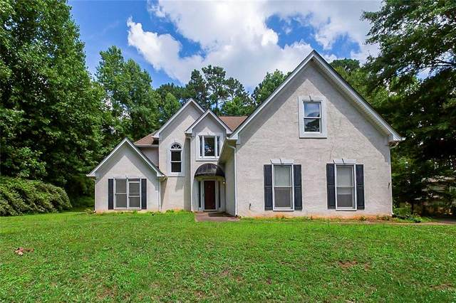 41 Wake Field Drive, Newnan, GA 30265 (MLS #6907565) :: North Atlanta Home Team